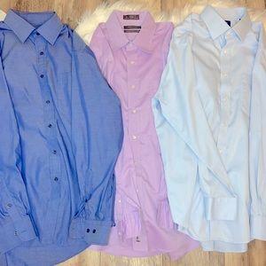 NORDSTROM Men's Button Down Shirts LOT